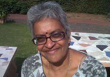 Mrs Babbit Govender : North Team (Newlands East)