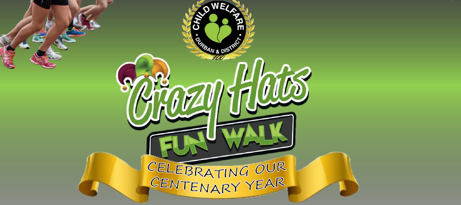 CRAZY HATS FUN WALK 2018