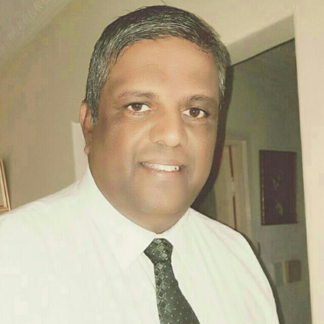 Mr Rajan Pillay : Board Member