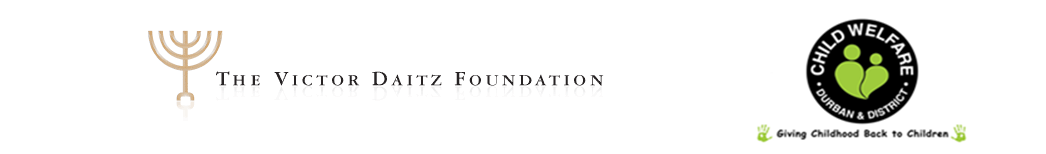 Thank you to The Victor Daitz Foundation