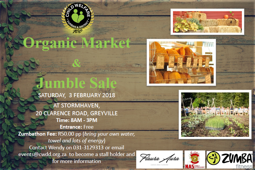 Organic Market and Jumble Sale